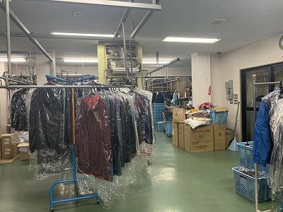 クリーニング設備